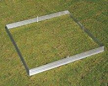 Gartenpro Fundament Eco - Ausführung: 3