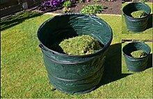 Gartensack Laubsack 160 Liter Pop Up 3-er Se
