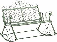 Gartenschaukel Rhode aus Eisen Garten Living