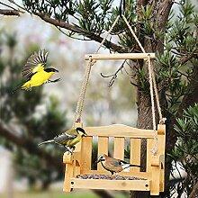 Gartenschaukel Vogelhäuschen Ornament Retro