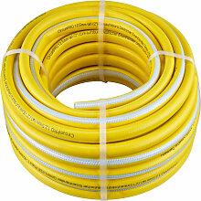 Gartenschlauch 1/2', 50 m gelb, - Circumpro