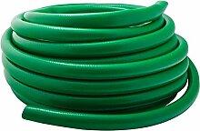 Gartenschlauch, gelenkt, Ø15mm, 20m, grün