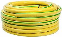 Gartenschlauch, verstärkt, gelb