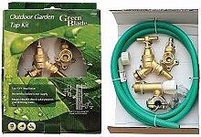 Gartenschlauch Wasserhahn Installation Ki