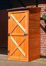 Gartenschrank Pforzheim klein mit Pultdach