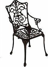 Gartensessel Gartenstuhl Stuhl Metallstuhl