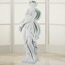 Gartenskulptur Statue Gartenfigur aus Betonwerkstein Steinfiguren Garten-Statue Dekofigur