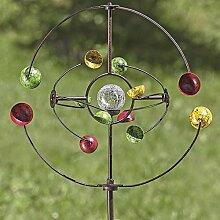 Gartenstab Monza Eisen farbmix Höhe 150 cm,