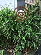 Gartenstecker Beetstecker rost 150cm