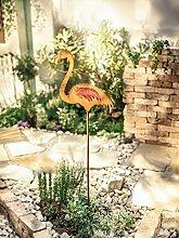 "Gartenstecker ""Flamingo"""