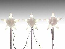 GARTENSTECKERSET LED-Gartenstecker-Set