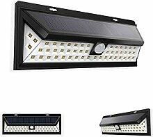 Gartenstrahler LED Solar-Außenleuchte mit