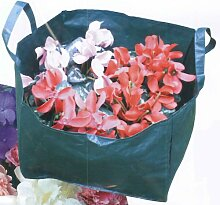 Gartentasche, Laubsack, Gartenhelfer, Tragetasche, grün