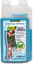 Gartenteich 3in1 Wasseraufbereiter (Macht aus