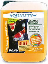 Gartenteich Vitamine & Mineralien 3in1