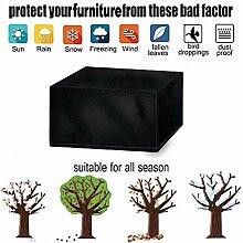 Gartentisch-Abdeckung for 4 Seater Rattan Cube