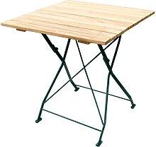 Gartentisch aus Robinie klappbar