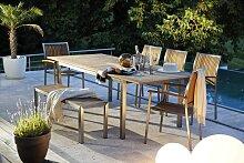 Gartentisch ausziehbar Roma