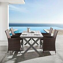 Gartentisch Ellen ca.180x90cm aus Akazienholz