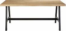 Gartentisch für 6-8 Personen aus Akazienholz und