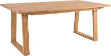 Gartentisch - Laurion 180 cm - Teak