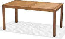 Gartentisch - Pina 150x80 cm
