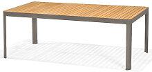 Gartentisch - Salina 210x100 cm - Anthrazit