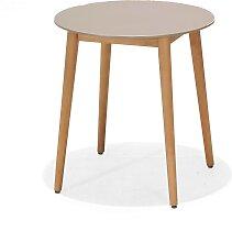 Gartentisch - Sol 80 cm - Beige