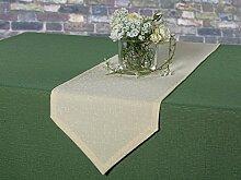 Gartentischdecke oval mit Bleiband im Saum, acrylbeschichtet, pflegeleicht in Designs:Rustika, grün Maß: 140x210
