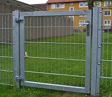 Gartentor / Zauntür Breite 100cm x Höhe 100cm