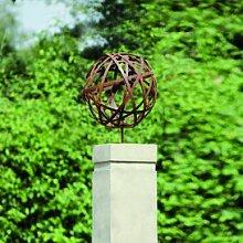 Gartentraum Abstrake Garten Dekoskulptur - Golong,