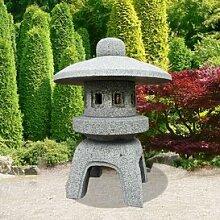 Gartentraum Japanische Steinlaterne Handarbeit -