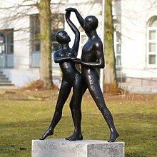 Gartentraum Moderne Bronze Gartenskulptur - Der
