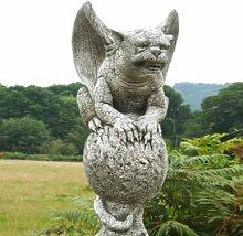 Gartentraum Mystische Stein Drachen Gavin - Fiona