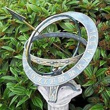 Gartentraum Sonnenuhr für den Garten - Kaleidos, Bronze
