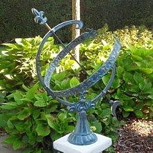 Gartentraum Sonnenuhr mit Sternzeichen - Da Vinci,