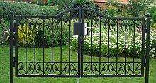 Gartentür Gartentor Tor Pforte Monaco-GT250/100S Zink