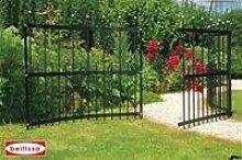 Gartentür zu Gartenzaun Flex bellissa 90x97cm