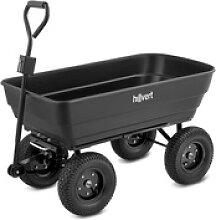 Gartenwagen - 350 kg - kippbar - 125 L