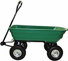 Gartenwagen mit Kippfunktion Bollerwagen Kippwagen Transportkarre
