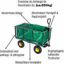® Gartenwagen Transportwagen 550 kg GW10740 -