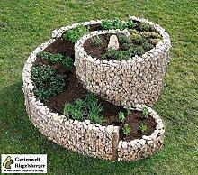 Gartenwelt Riegelsberger Große Kräuterspirale