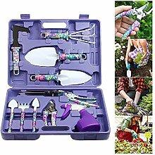 Gartenwerkzeug Set,10-teiliges
