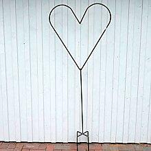 Gartenzaubereien Herz XXL für Hochzei