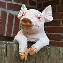 Gartenzaubereien Schwein Zum Hängen