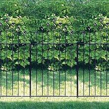 Gartenzaun Longfor