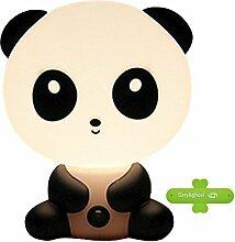 GARY&GHOST Panda Lampe Nachtlicht - Nachtischlampe