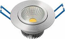 Garza - 400621 COB-LED-Einbaustrahler, 5 W