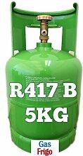 GAS r417b 5 kg Produkt Netto leer 7 Lt im Preis enthalten - Hinweis: für die Beschaffung von Gasen ist obligatorisch patentino oder Erklärung von Kauf für Wiederverkauf