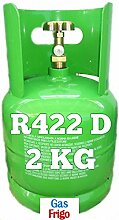 GAS r422d 2 kg Produkt Netto leer 3 Lt im Preis enthalten